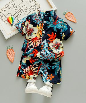 printed dress for kids