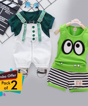 Kids Dungaree Clothes