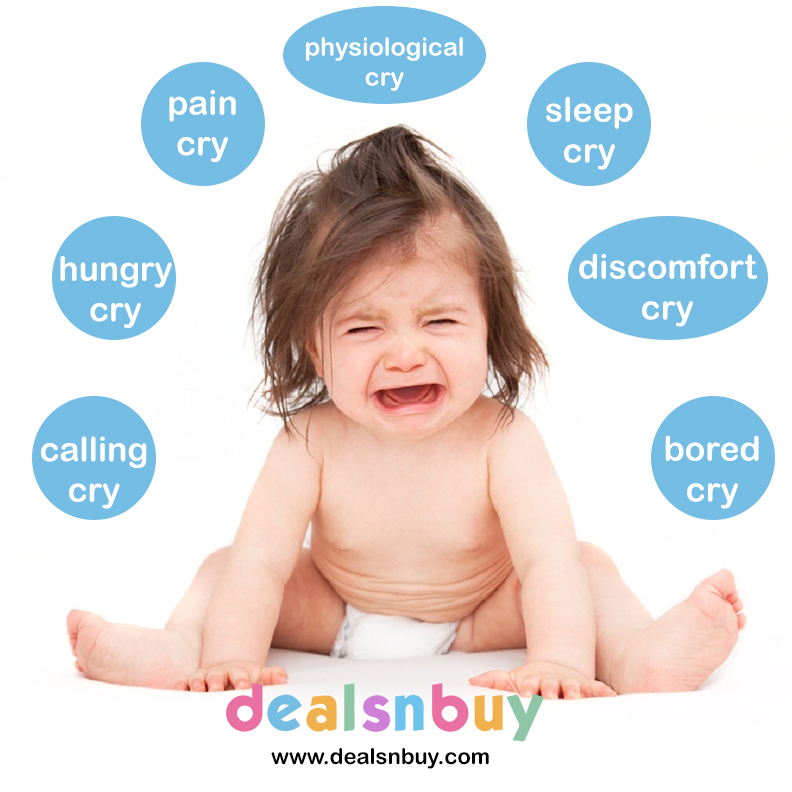 Types Of Baby Cry