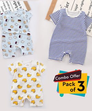 combo rompers